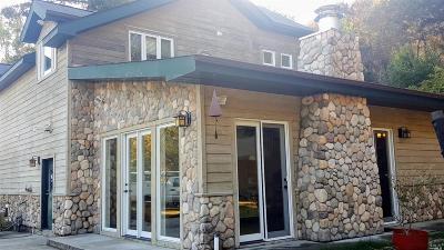 Glen Ellen Single Family Home For Sale: 12893 Henno Road