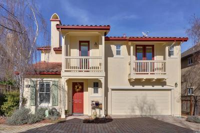 Vallejo Single Family Home For Sale: 6012 Stonehouse Drive