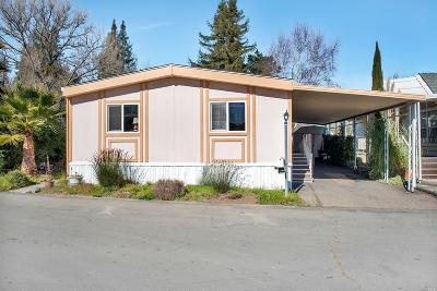 Sebastopol Mobile Home For Sale: 6590 Evergreen Avenue #82