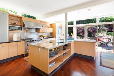 Kentfield Single Family Home For Sale: 35 Bayview Road