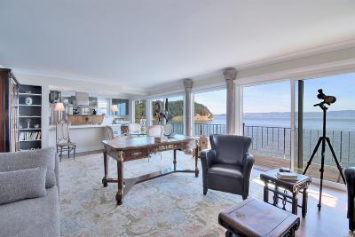 Tiburon Single Family Home For Sale: 2390 Mar East Street