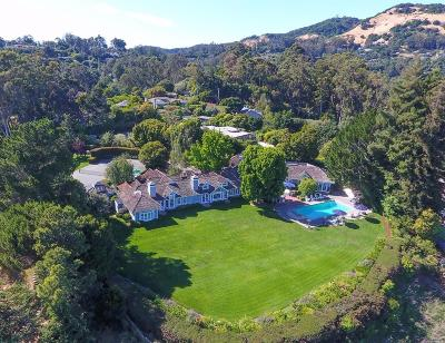 Single Family Home For Sale: 20 Montecito Road