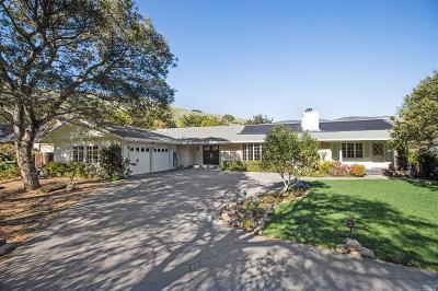 San Anselmo CA Single Family Home For Sale: $2,299,000