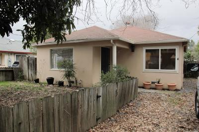 Ukiah Multi Family 2-4 For Sale: 4 Lorraine Street