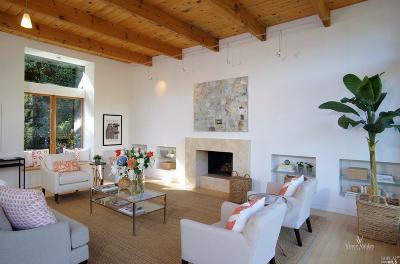 Kentfield Single Family Home For Sale: 40 Hanken Drive