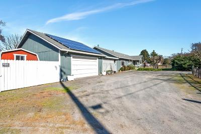 Windsor Single Family Home For Sale: 7893 Hembree Lane