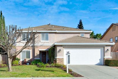 Vacaville Single Family Home For Sale: 713 Fremont Drive
