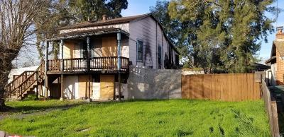 Vallejo Multi Family 2-4 For Sale: 607 Tregaskis Avenue