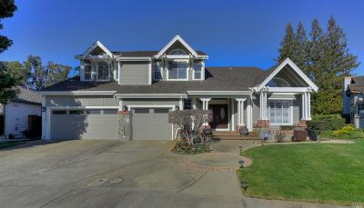 Vallejo Single Family Home For Sale: 177 Sealion Place