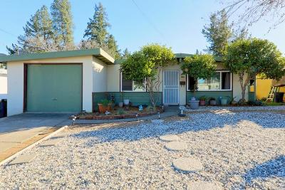 Mendocino County Single Family Home For Sale: 257 Arlington Drive
