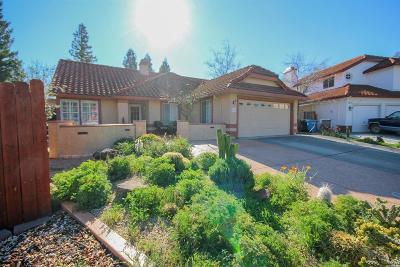 Vacaville Single Family Home Contingent-Show: 730 Dellwood Court