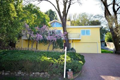 Marin County Single Family Home For Sale: 44 Oxford Drive