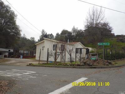 Napa County Single Family Home For Sale: 2608 Harness Drive