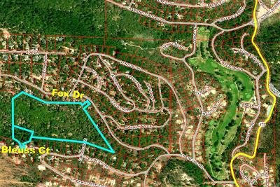 Lake County Residential Lots & Land For Sale: 9457 Fox Drive