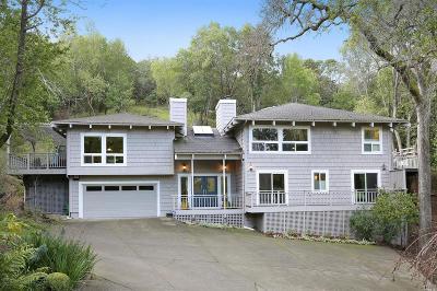 Novato Single Family Home For Sale: 37 Pacheco Creek Drive