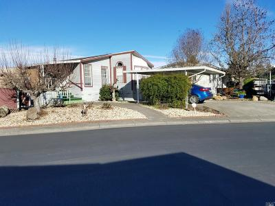 Santa Rosa Mobile Home For Sale: 45 Shamrock Circle #45