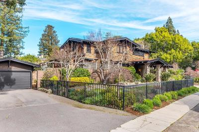 Ross CA Single Family Home For Sale: $2,995,000
