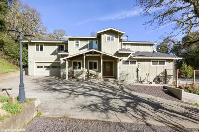 Ukiah Single Family Home For Sale: 994 Fairway Avenue