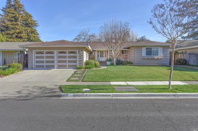 Napa Single Family Home For Sale: 3628 Newark Drive