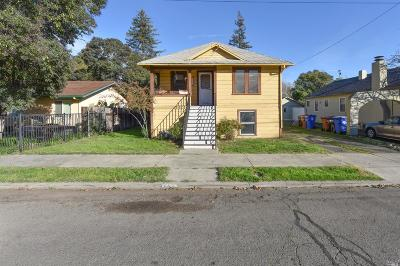 Napa Single Family Home Contingent-Show: 568 Madison Street