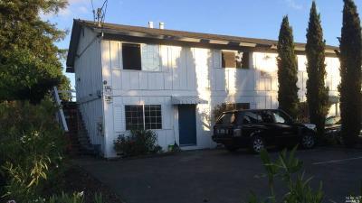 Santa Rosa Multi Family 2-4 For Sale: 806 Frazier Avenue