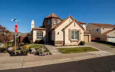 Vallejo Single Family Home For Sale: 1200 Wildwing Lane