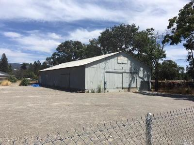 Mendocino County Commercial Lease For Lease: 1061 Cunningham Street