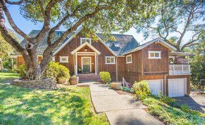 Napa Single Family Home For Sale: 1114 Mount George Avenue