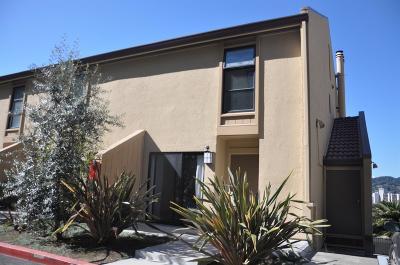 Condo/Townhouse For Sale: 100 Marin Center Drive #39