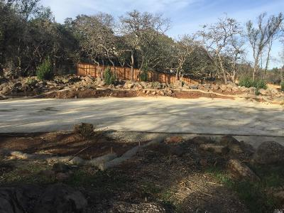 Santa Rosa Residential Lots & Land For Sale: 2789 Bardy Road