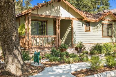 St. Helena Single Family Home For Sale: 1336 Magnolia Avenue