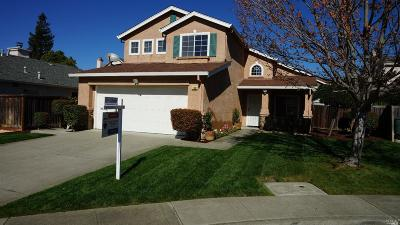 Vallejo Single Family Home For Sale: 150 Rodeo Court