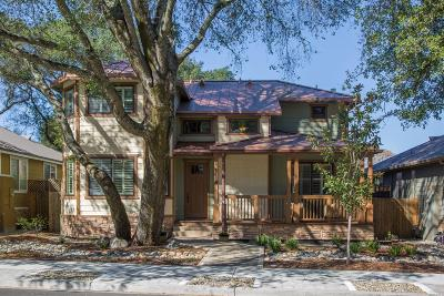St. Helena Single Family Home For Sale: 1368 Magnolia Avenue