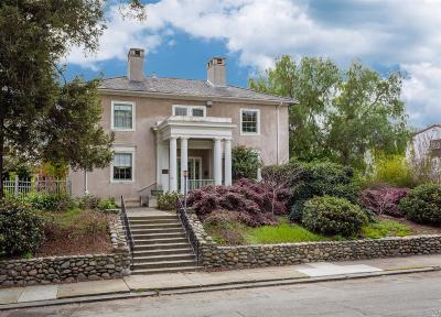 Vallejo Single Family Home For Sale: 637 Virginia Street