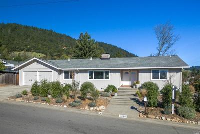 Santa Rosa Single Family Home For Sale: 1704 San Ramon Way