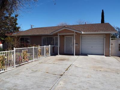 Fairfield Single Family Home For Sale: 1018 1st Street