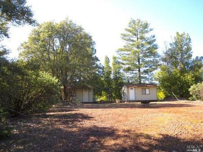 Willits Residential Lots & Land For Sale: 38951 Black Bear Road
