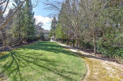Napa Residential Lots & Land For Sale: 41 Hazelwood Drive