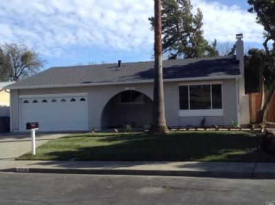 Vacaville Single Family Home For Sale: 754 San Marco Street