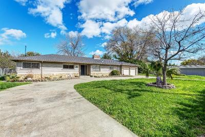 Vacaville Single Family Home For Sale: 4613 Damiano Road