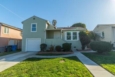 Vallejo Single Family Home For Sale: 2428 Alameda Street