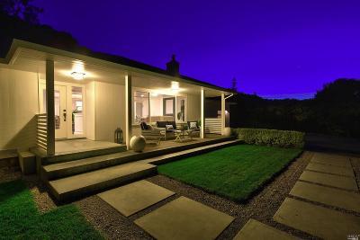 San Rafael Single Family Home For Sale: 65 Los Ranchitos Road