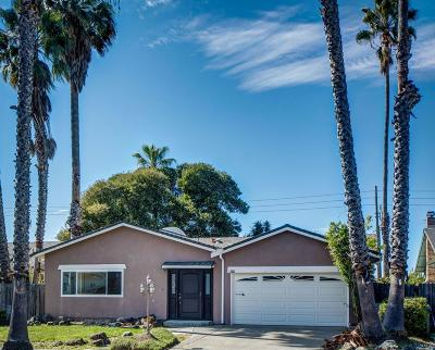American Canyon Single Family Home Contingent-Show: 2108 Elliott Drive
