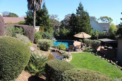 Novato Single Family Home For Sale: 95 Samrose Drive