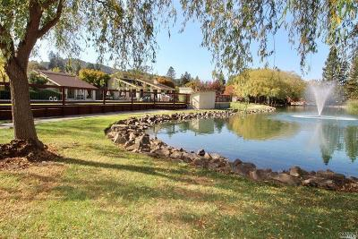Santa Rosa Condo/Townhouse For Sale: 2706 Lakeview Drive