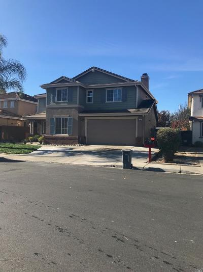 American Canyon Single Family Home For Sale: 139 San Marco Way