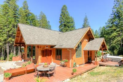 Timber Cove Single Family Home For Sale: 22123 Ruoff Road