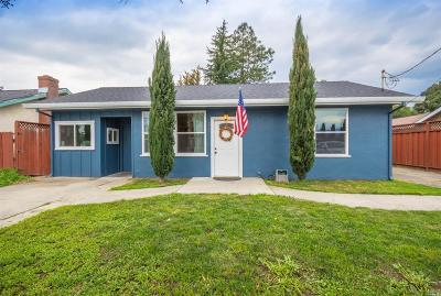 Napa Single Family Home For Sale: 233 South Coombs Street
