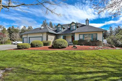 Santa Rosa Single Family Home For Sale: 352 Countryside Drive
