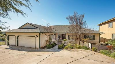 Hidden Valley Lake Single Family Home For Sale: 16545 Hacienda Court